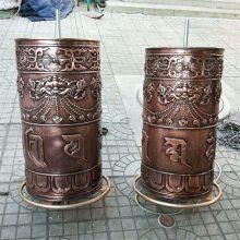拉萨大型转经筒铸造-卫恒铜雕(在线咨询)