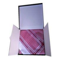 阿拉伯登喜路花型丝光棉头巾 Arabian mercerized cotton scarf