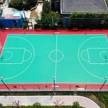 阳泉健康环保悬浮地板 拼装简便型悬浮地板 篮球场专用悬浮地板