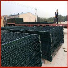 西宁铁艺护栏网 方管护栏网 包山养殖围栏网