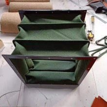防火耐高温通风管排烟风机风道环保水泥伸缩布袋 负压帆布软连接