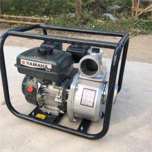 养殖专用汽油机水泵抽水泵排污泵工程建设报价