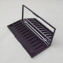 12格方孔塑盒眼影盘包材厂家