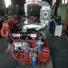 490ZY4四缸柴油机 厂供38kw千瓦配套挖掘机铲车用柴油发动机