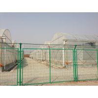 厂区隔离围栏网如何固定在场地