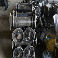 华林机械40t机尾滚筒矿用刮板机配件机尾滚筒 机尾滚筒刮板机