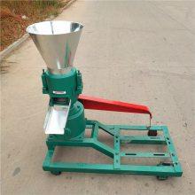 羊饲料颗粒机 草粉饲料颗粒机 家禽饲料加工机械