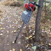 林业专用链条起树机 厂家直销弧铲挖树机 长导板移树机