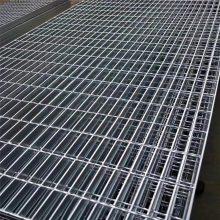 水厂地沟格栅板 沟渠踩踏盖板 镀锌排水盖板