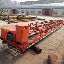 自动行走混凝土滚筒摊铺机 10米四滚轴螺旋摊铺机 水泥路面铺装机