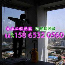 胶南店铺玻璃门贴膜,防晒贴纸,胶南屋顶隔热膜,建筑膜材价格,浴室玻璃需要贴膜