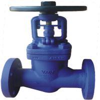 WJ41H-16C DN400波纹管截止阀专用于蒸汽系统