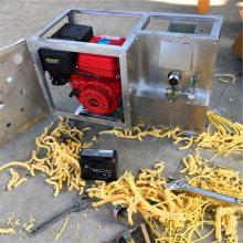 吉林低价销售汽油箱式膨化机 不锈钢包裹暗仓杂粮麻花康乐果机