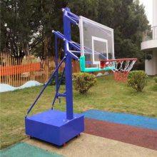 升降篮球架厂家-峰荣丙烯酸球场地面-篮球架厂家