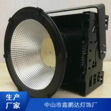 LED工矿灯工地球场灯1200W 800W工厂照明灯工作用灯投光灯塔吊灯