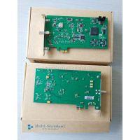 ECREDIX供应EL-810码流卡, 多制式数字电视调制卡(DVB T2)频率2150MHz