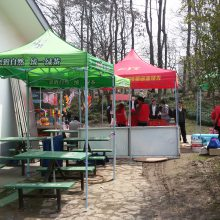 供应折叠帐篷、广告帐篷、展览帐篷加工定制工厂