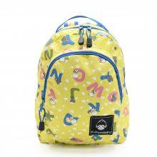 儿童双肩背包2019新款黑叶猴背包旅行上学背包舒适时尚百搭潮