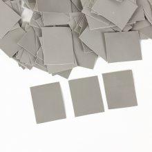 佳日丰泰生产to-220氮化铝陶瓷片基板氮化铝陶瓷散热垫片1*17*22