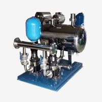 上海诚械泵业/无负压供水设备/变频恒压管道二次加压/增压/不锈钢多级泵/稳流罐
