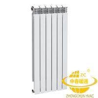 ur7002-600双金属压铸铝散热器定制 中春牌