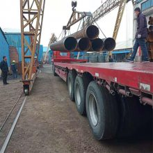 地槽降水井用273mm桥式滤水管 井壁管/基坑打井钢管