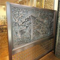 吊顶铝窗花供应商  广东铝窗花生产  隔断铝窗花装饰