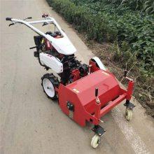 亚博国际真实吗机械 生产农用杂草碎草机 手扶粉草碎草机 四轮带150型还田机