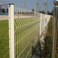 园林防护网 开发区隔离网 浸塑铁丝围网