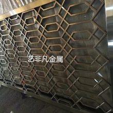 天津钛金不锈钢屏风厂家 黑钛金不锈钢屏风厂家 玫瑰金不锈钢屏风