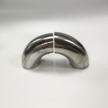 304不锈钢弯头 316L不锈钢卫生级弯头