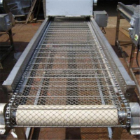 西藏蛋糕网链输送机批发 食品专用输送机