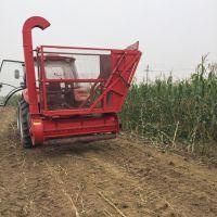 小麦秸秆切碎揉搓收获机 喂牛喂养喂猪饲料储存机