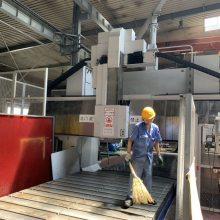 出售二手日本三菱重工全新未用3x8米原装日本龙门加工中心二手进口龙门