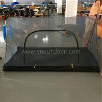 山牛厂家直销 无杆便携A字露营帐篷蚊帐超轻量化户外装备野营用品