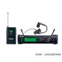 舒尔SHURE无线手持无线头戴话筒SLX14/SM35