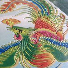 厂家UV平板打印机亚克力瓷砖玻璃手机壳玩具压电写真8D浮雕背景墙