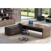 简约现代老板办公桌 批发大班台 总裁桌 定制电脑桌 经理办公桌柜