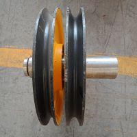 起重机吊钩滑轮组 铸钢 铸铁滑轮片