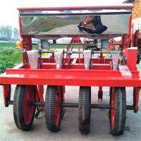 亚博国际真实吗机械 手推式娃娃菜播种机 高效率汽油动力蔬菜精播机 四轮带谷子种植机