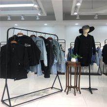 珠海服装批发网 品牌折扣加盟 女士风衣外套 服装批发创业
