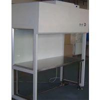 精密电子专用百级洁净工作台,外烤漆内不锈钢净化工作台