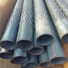 钢花管井点降水DN300-DN800基础降水用铁井管