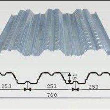衡阳开口钢承板YX51-253-760型镀锌楼承板生产厂家