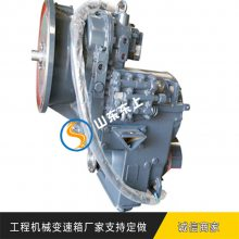 加工定制龙工CDM855W装载机变速箱出口国内铲斗叉装机配件