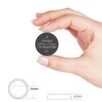 GDCELL CR1632纽扣电池锂电子3V汽车钥匙遥控器玩具环保扣式电池