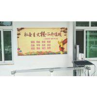 首汇家装背景墙面5D绘画机高清墙面喷绘机全自动墙体彩绘机