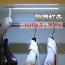 外贸新奇特产品LED台灯智能触摸感应灯卧室橱柜灯创意usb小夜灯