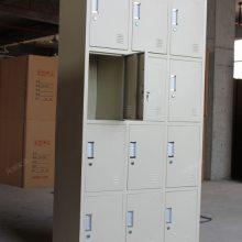 合肥公司职员更衣柜 存包柜 九门储物柜 办公档案柜出售