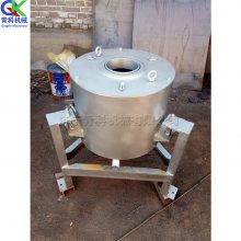 家用食用油滤油机 新型花生大豆油分离机 立式高效芝麻油过滤机